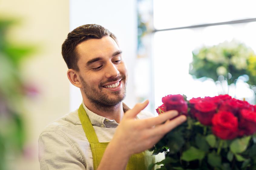 Kwiaty Dla Mezczyzny Poznaj Propozycje Ktore Sie Sprawdza Blog 123kwiaty Pl