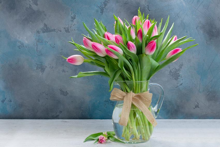 Jakie Kwiaty Na Dzien Kobiet Blog 123kwiaty Pl